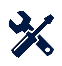 repair icon vector image vector image