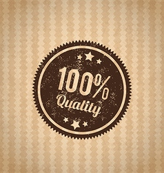 Retro badge eps 10 premium quality labels vector