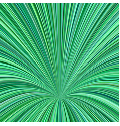curved ray burst background - graphic from vector image vector image
