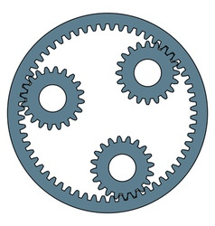 Planetary gear vector