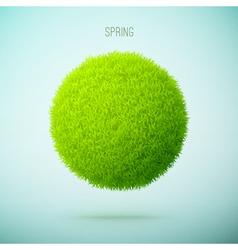 Season spring vector