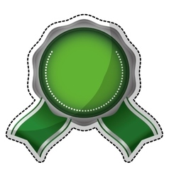 Emblem icon image vector