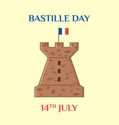 Bastille day vector