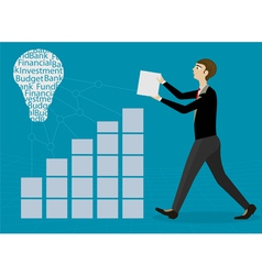 Business performance vector