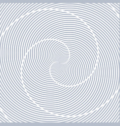 Lines rotation pattern vector