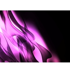 Abstract fractal graphics eps 10 vector