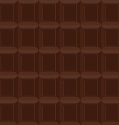 Chocolate seamless pattern texture is of vector