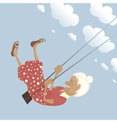 Granny swing vector