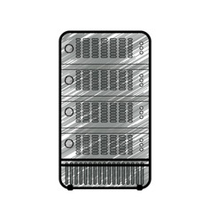 Database storage cpu vector