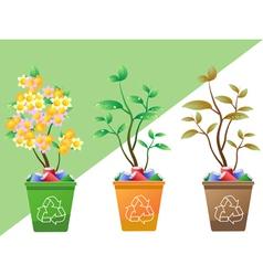 Environmental Conscious vector image