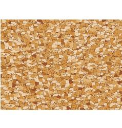 cork seamless pattern vector image