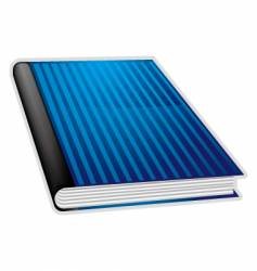 icon book vector image vector image