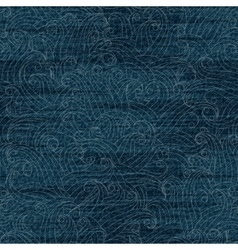 Jeans texture pattern worn denim colorful vector