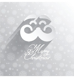 christmas santa background 1711 vector image vector image