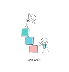Growth vector