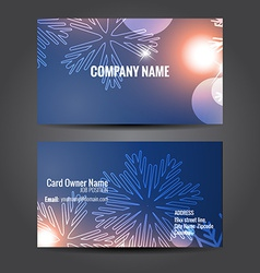 Creative business template design vector