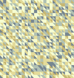 Geometric abstract backgrounds retro vintage vector