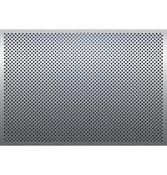 Still metal background vector