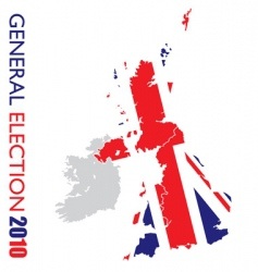 General election british vector
