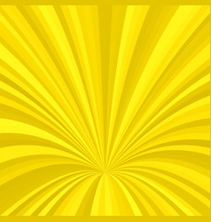 curved ray burst design background - graphic from vector image vector image