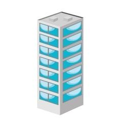 Building real estate design vector
