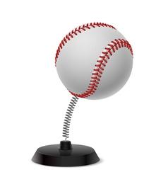 Baseball souvenir vector