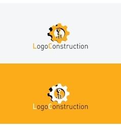 Building logo Identity design vector image