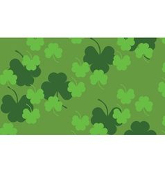 Shamrock background2 vector