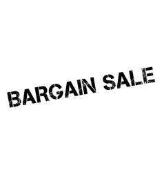 Bargain sale rubber stamp vector