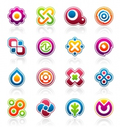 design elements and graphics vector image vector image