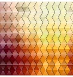 Abstract geometric triangular gradient vector