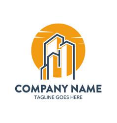 building logo-2 vector image
