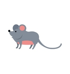 Funny mouse vector