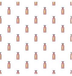 Shampoo pattern seamless vector