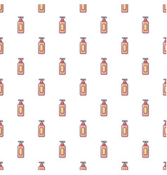 Shampoo pattern seamless vector
