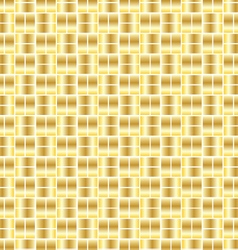 Gold squares vector