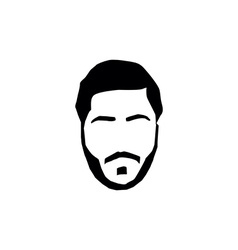 Beard styles vector