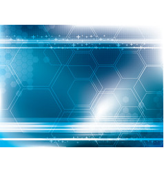 Abstract background technology in vector