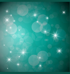 Blue background with stars and transparent vector