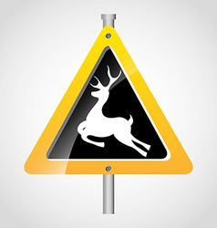 animal signal vector image