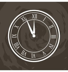Clock time device vector