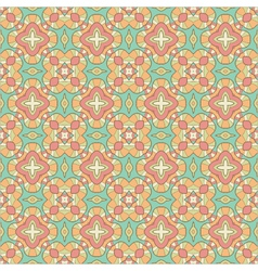 seamless geometric pattern abstract background vector image