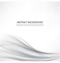 Simple gray abstract background vector