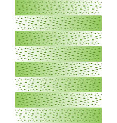 abstract green spring background with gradient vector image vector image