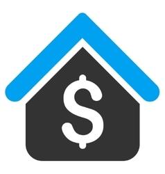 Loan mortgage icon vector