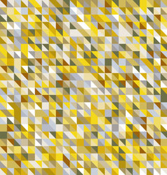 Geometric abstract backgrounds sunny palette vector
