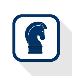 Strategy flat icon vector