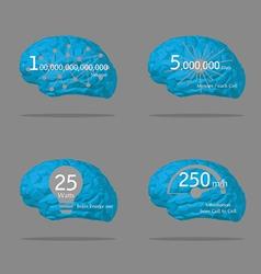 BrainInformation vector image