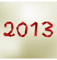 New 2013 year greeting card eps8 vector