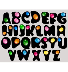 abstract ABC vector image vector image